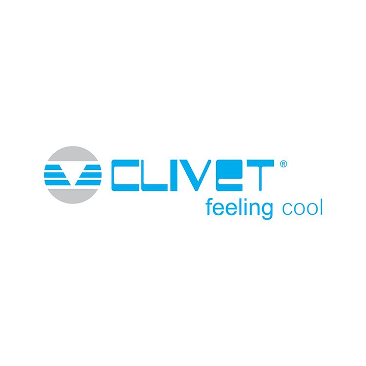 Klimateknika Clivet Logo