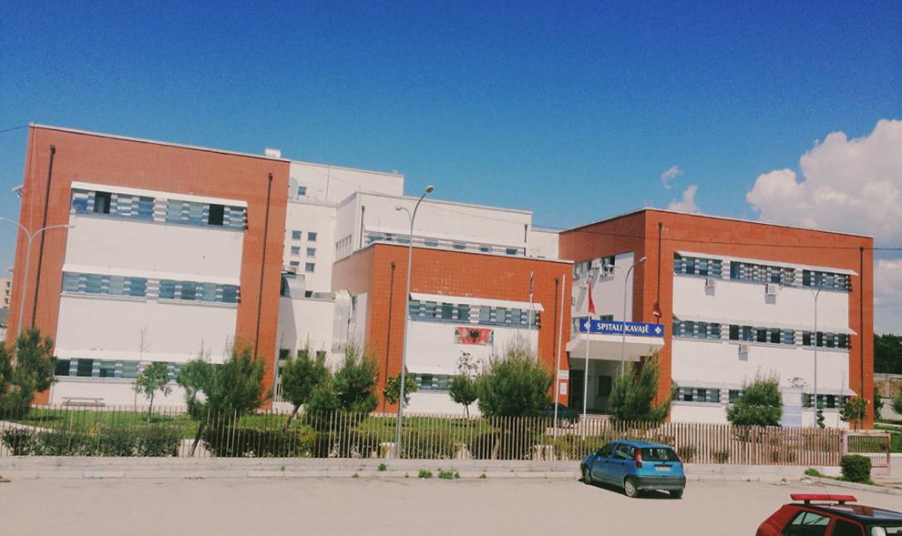Klimateknika Spitali Kavaje