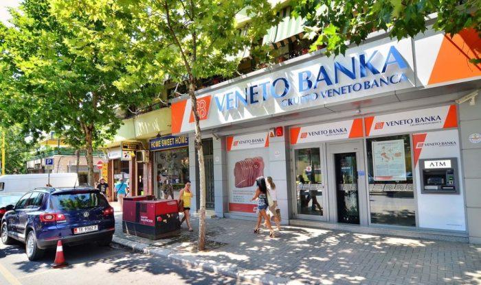 Veneto Bank Tirana - Klimateknika