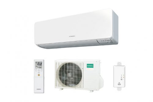 air conditioner wall mounted general ashg12kgtb