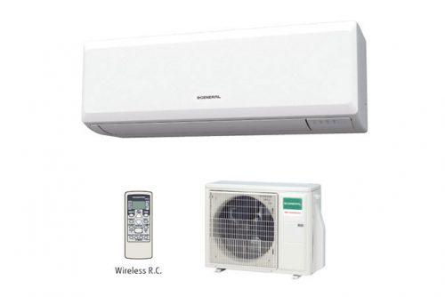 air conditioner general ashg12kpca
