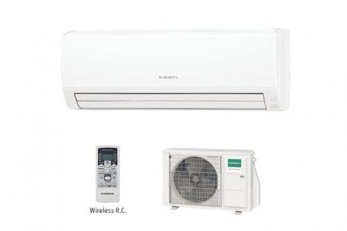 air conditioner general wall mounted ashg18klca