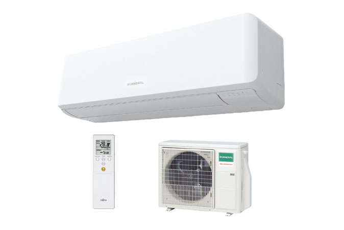 air conditioner general ashg18kmta