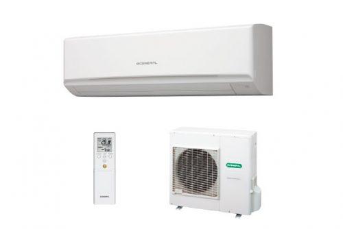 air conditioner general slit wall ashg36lmta